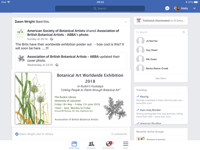 Botanical Worldwide Exhibition 2018
